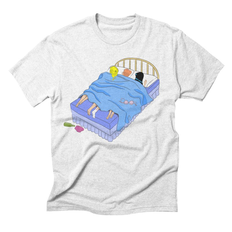 Untitled (The Lost Digest) Men's Triblend T-shirt by Chick & Owl Artist Shop
