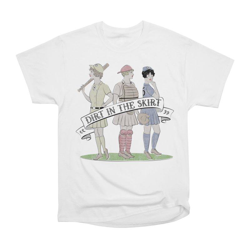 Dirt in the Skirt Women's Classic Unisex T-Shirt by Chick & Owl Artist Shop