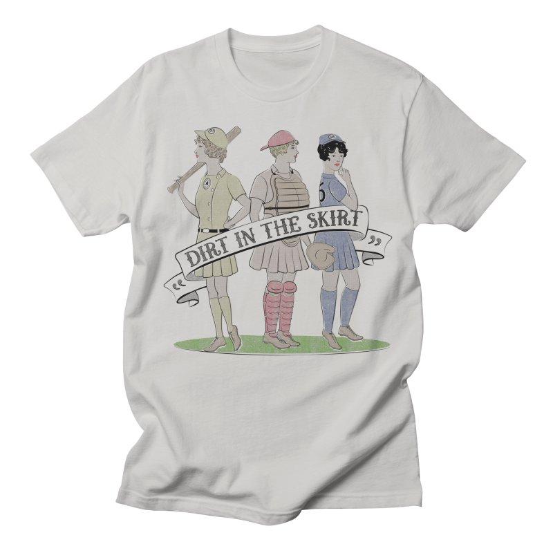 Dirt in the Skirt Women's Regular Unisex T-Shirt by Chick & Owl Artist Shop