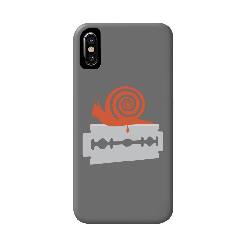 The Horror Accessories Phone Case by Chick & Owl Artist Shop