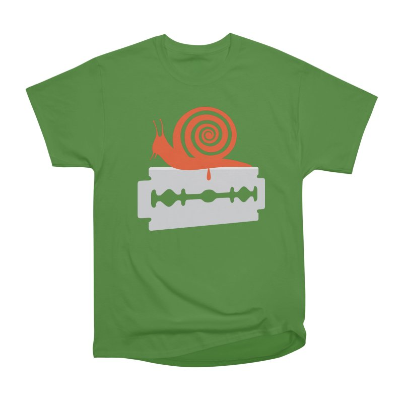 The Horror Women's Classic Unisex T-Shirt by Chick & Owl Artist Shop