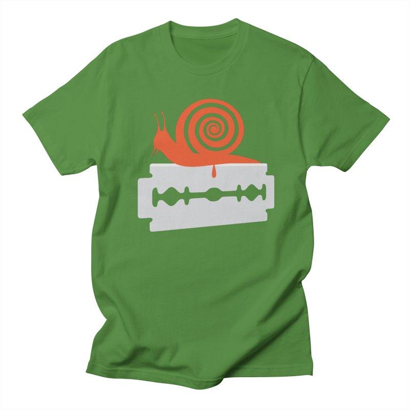 The Horror Women's Regular Unisex T-Shirt by Chick & Owl Artist Shop