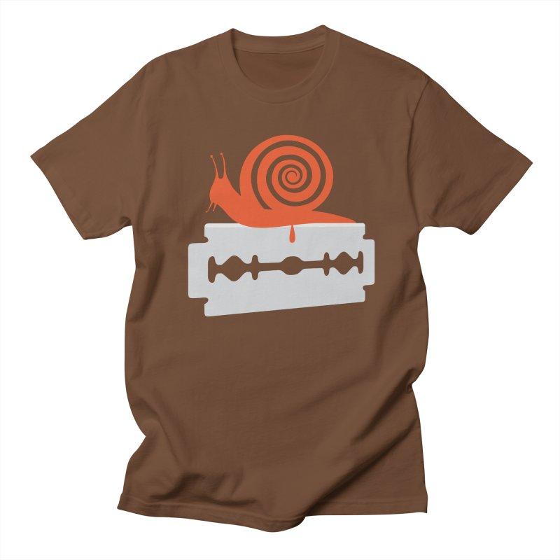 The Horror Men's T-shirt by Chick & Owl Artist Shop