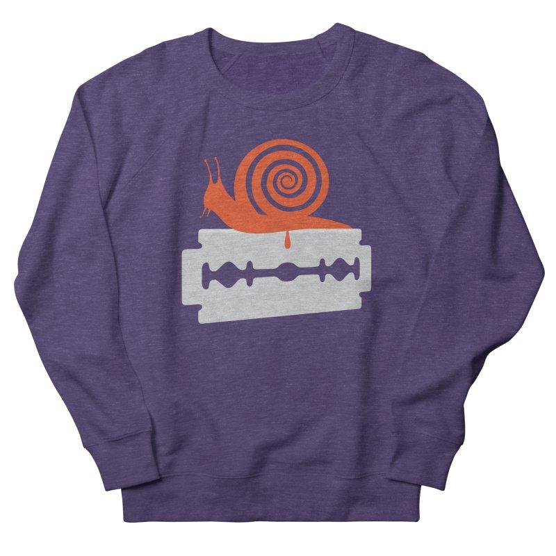 The Horror Women's Sweatshirt by Chick & Owl Artist Shop