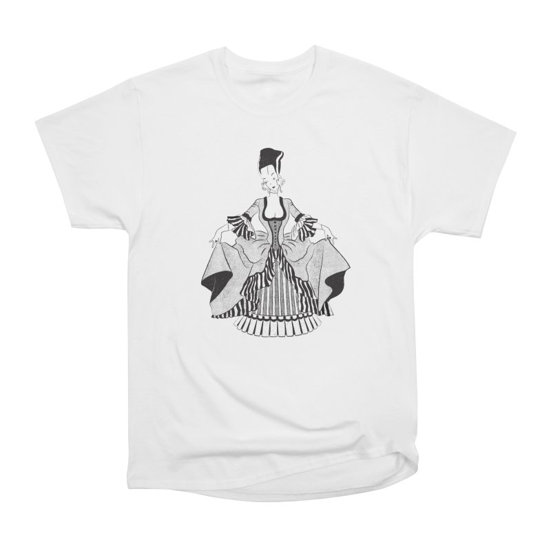 Bride of Frankie Men's Heavyweight T-Shirt by Chick & Owl Artist Shop
