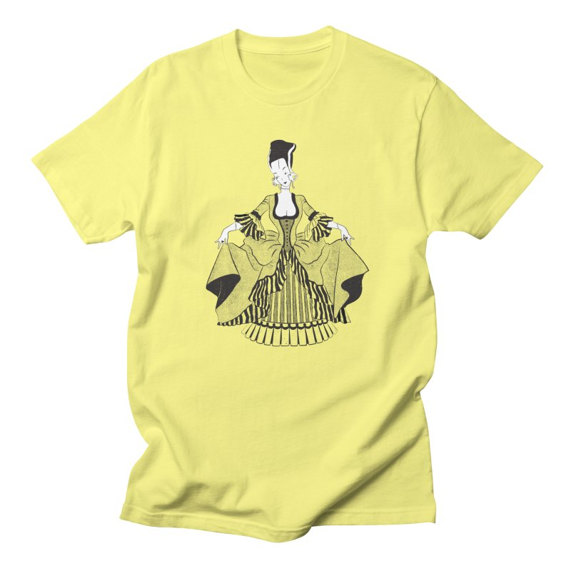 Bride of Frankie Men's Regular T-Shirt by Chick & Owl Artist Shop