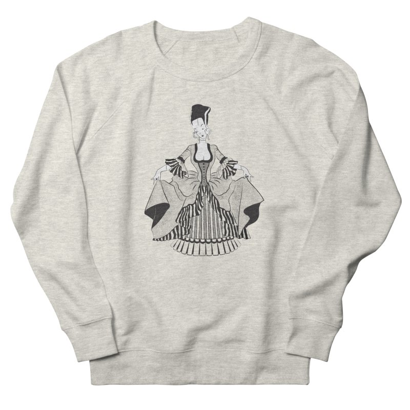 Bride of Frankie Men's French Terry Sweatshirt by Chick & Owl Artist Shop