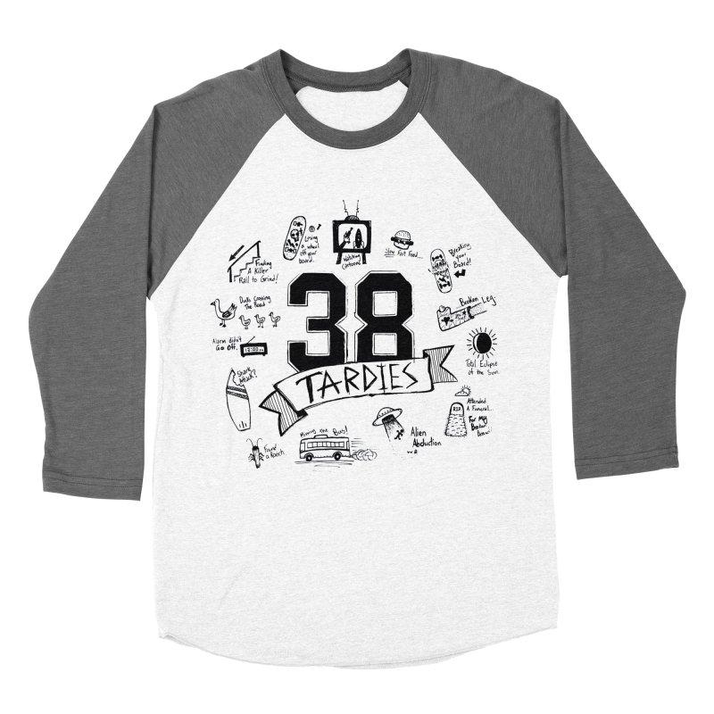 38 Tardies Women's Longsleeve T-Shirt by Chick & Owl Artist Shop