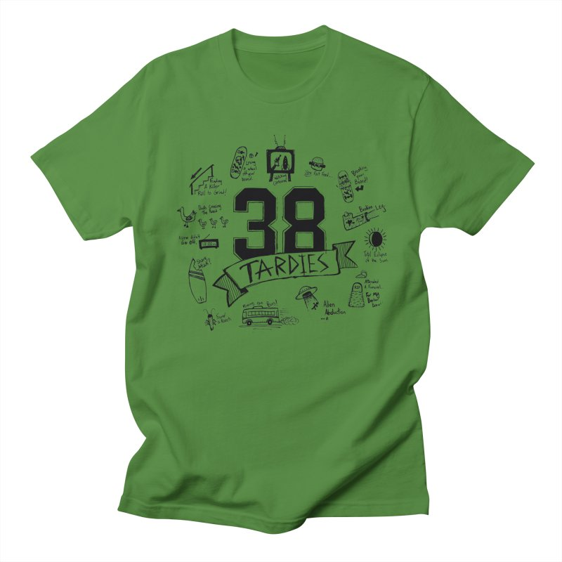 38 Tardies Men's Regular T-Shirt by Chick & Owl Artist Shop
