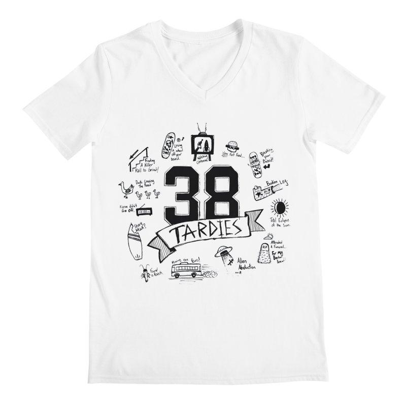 Men's None by Chick & Owl Artist Shop