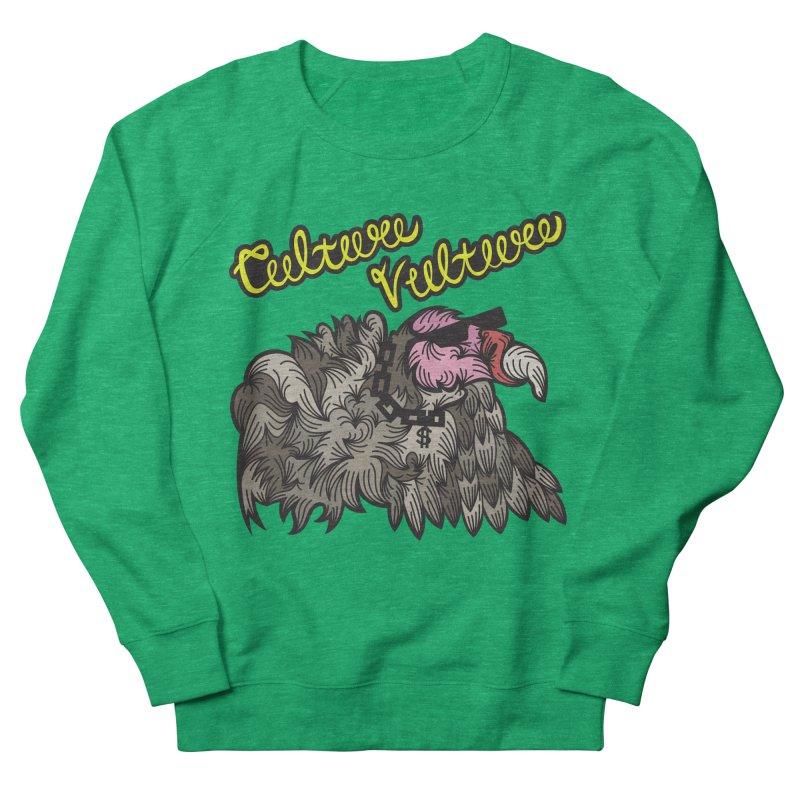 Culture Vulture Women's Sweatshirt by Chickenbilly's Artist Shop