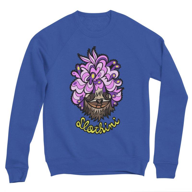Slothini Men's Sweatshirt by Chickenbilly's Artist Shop