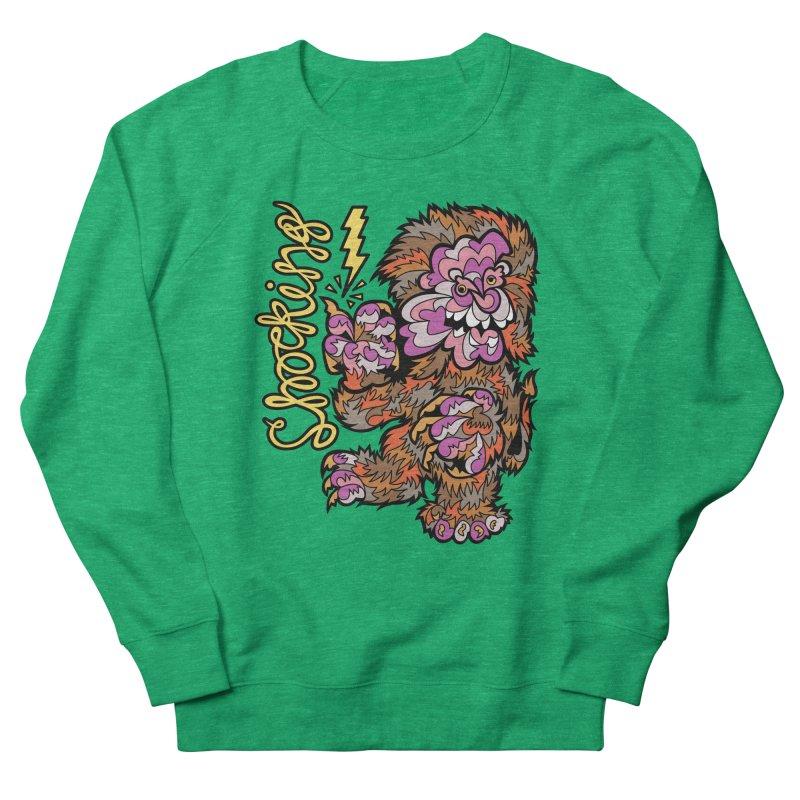 Shocking Women's Sweatshirt by Chickenbilly's Artist Shop