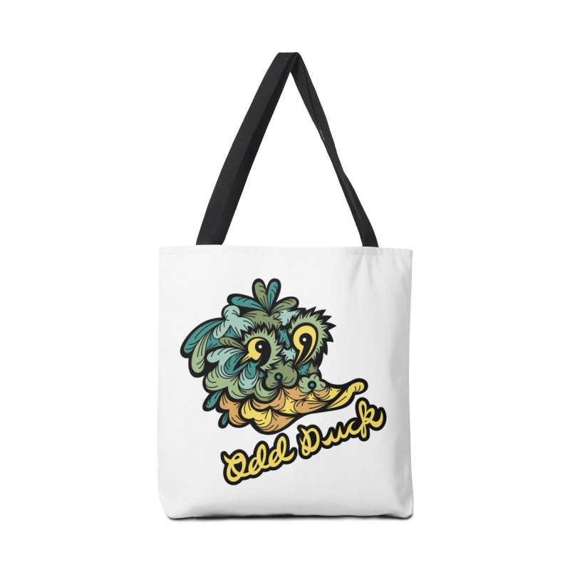 Odd Duck Accessories Bag by Chickenbilly's Artist Shop
