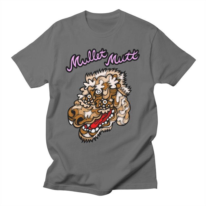 Mullet Mutt Women's T-Shirt by Chickenbilly's Artist Shop