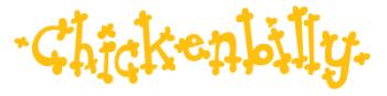 Chickenbilly's Artist Shop Logo