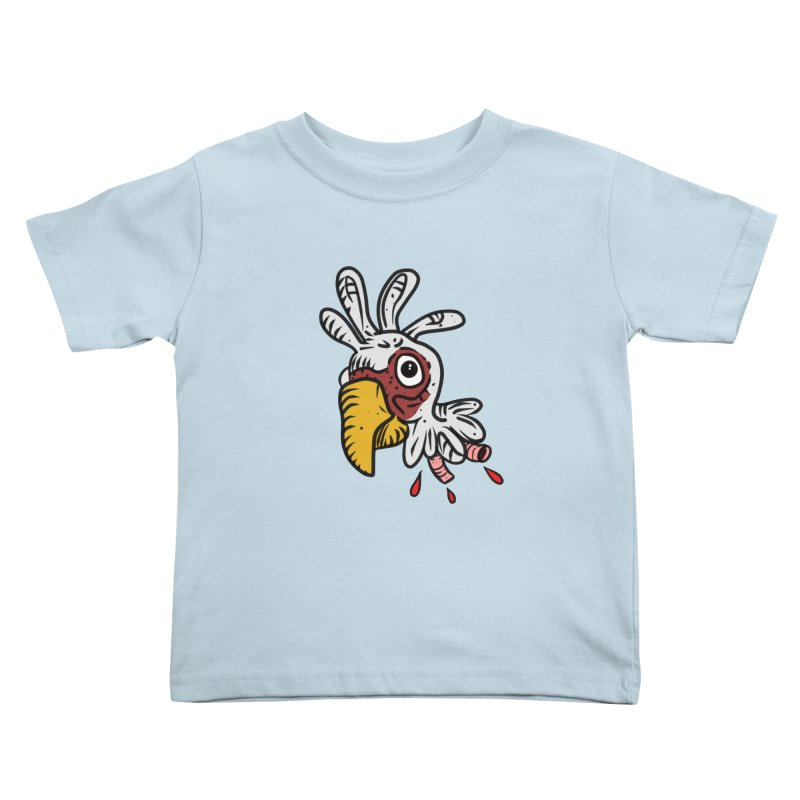 Kids None by Chicken Outfit Tees