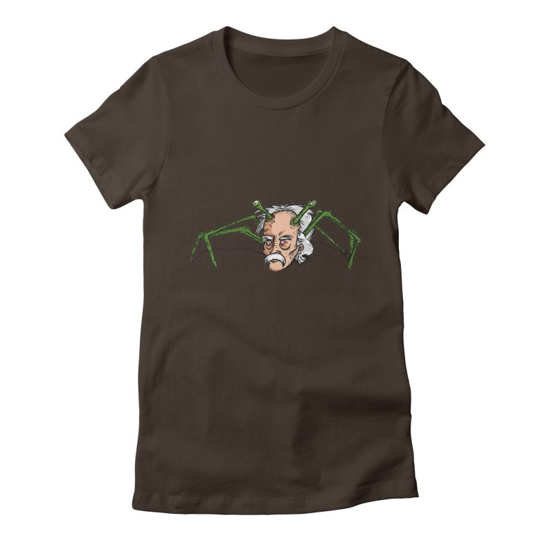 Carpenter Thing Women's Fitted T-Shirt by Chicken Outfit Tees