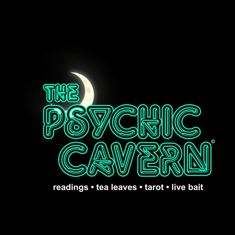 The Psychic Cavern Kids Baby T-Shirt by Chicken Outfit Tees
