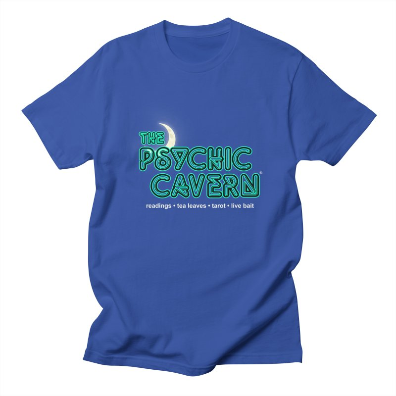 The Psychic Cavern Men's T-shirt by Chicken Outfit Tees