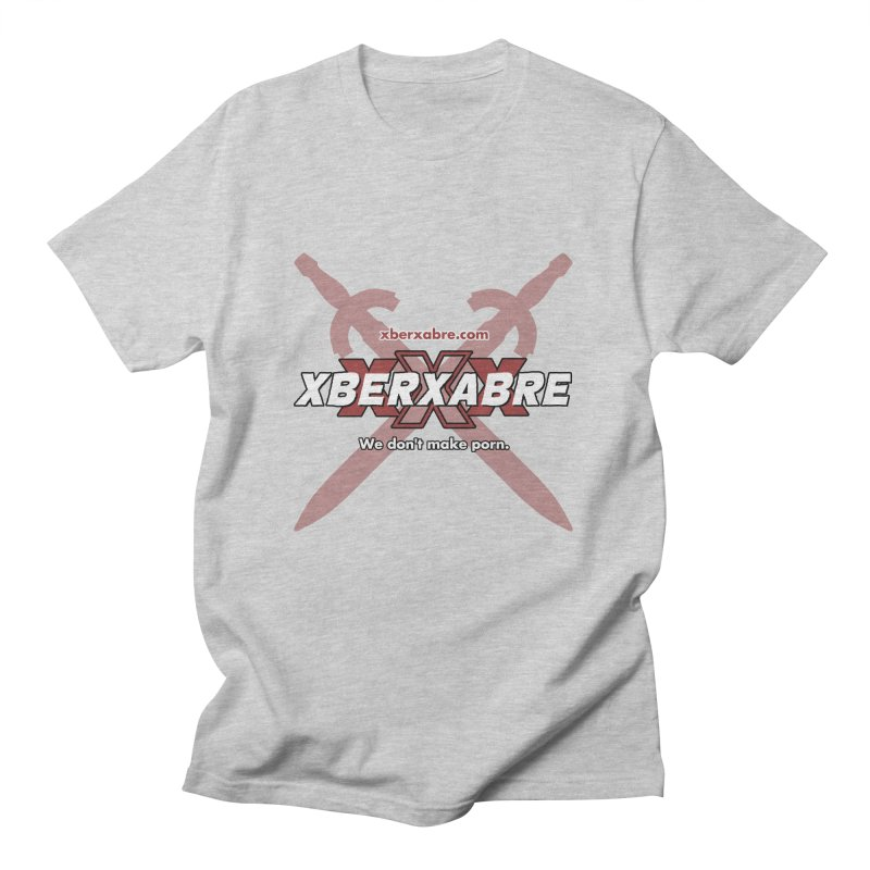 Xber Xabre Corporate Shirt Men's T-Shirt by Chicken Outfit Tees