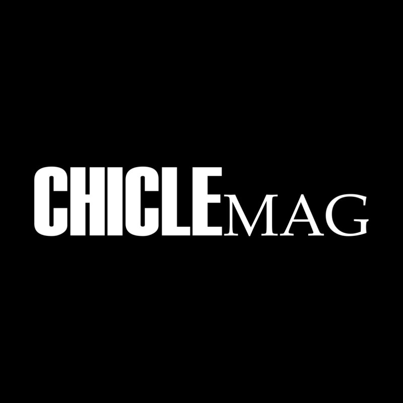 CHICLE MAG LOGO WHITE mini Women's Tank by CHICLE MAG