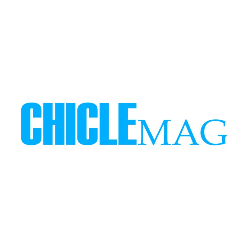 CHICLE MAG LOGO CYAN mini Men's Tank by CHICLE MAG