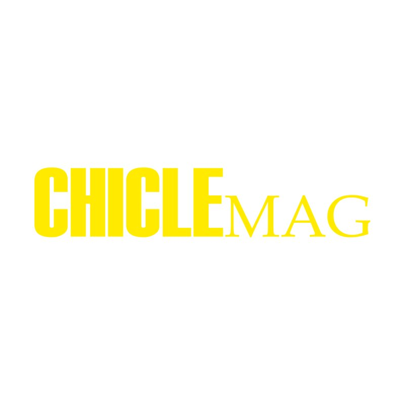 CHICLE MAG LOGO YELLOW mini Men's T-Shirt by CHICLE MAG
