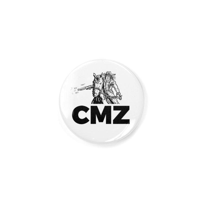 CMZ Accessories Button by Chimpman-Z Shop