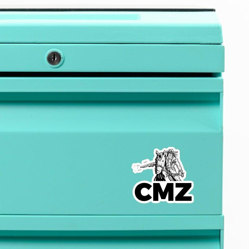 CMZ Accessories Magnet by Chimpman-Z Shop