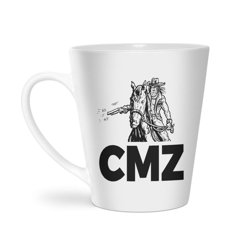 CMZ Accessories Mug by Chimpman-Z Shop