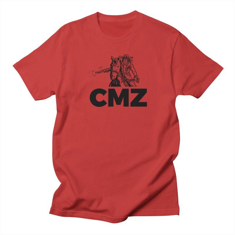 CMZ Men's Regular T-Shirt by Chimpman-Z Shop