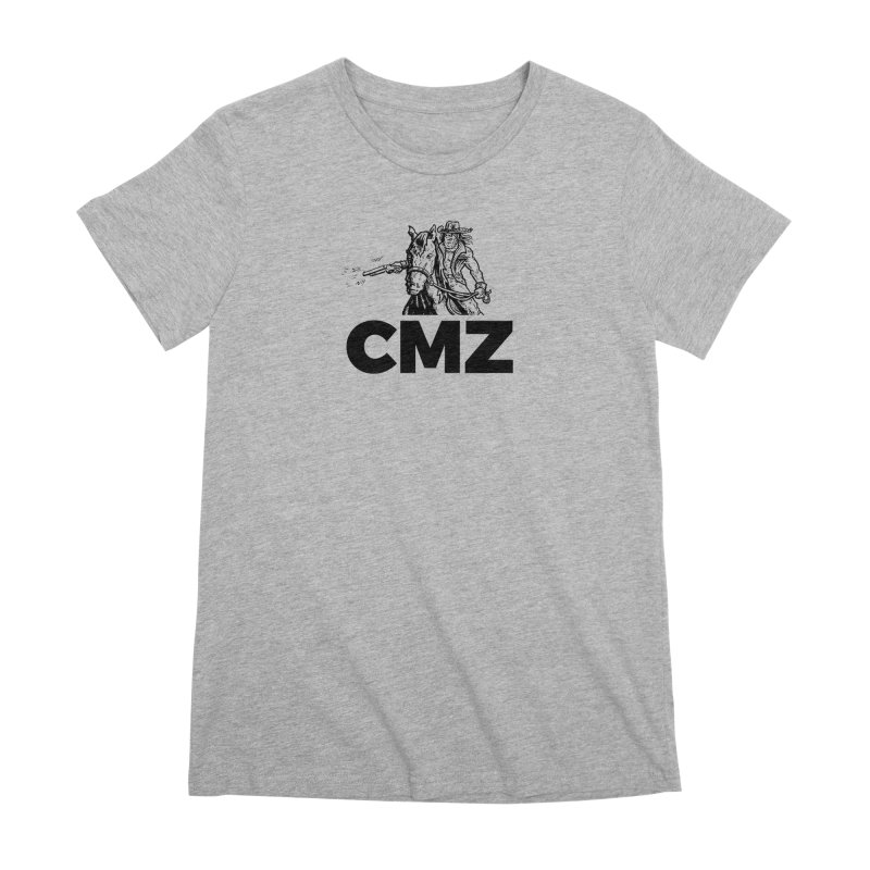 CMZ Women's Premium T-Shirt by Chimpman-Z Shop