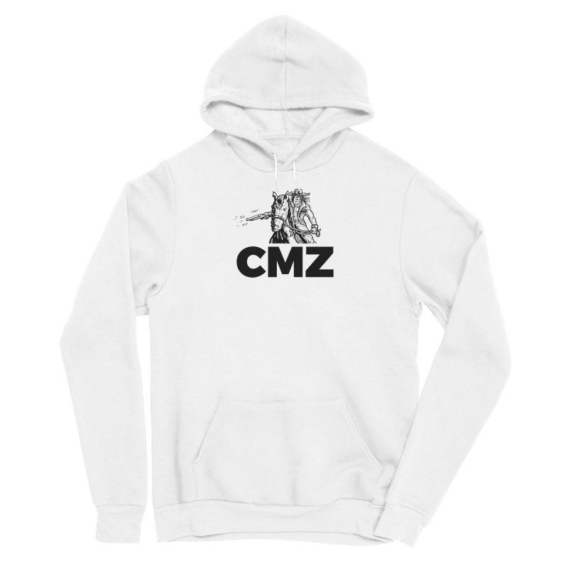 CMZ Men's Sponge Fleece Pullover Hoody by Chimpman-Z Shop