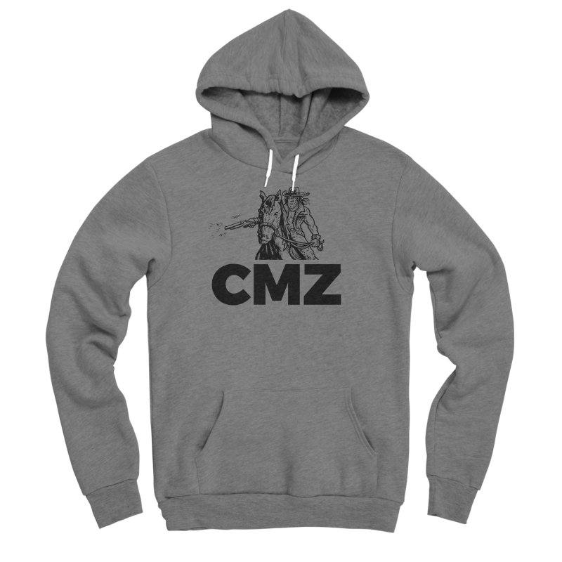 CMZ Men's Sponge Fleece Pullover Hoody by Chimpman-Z Shop
