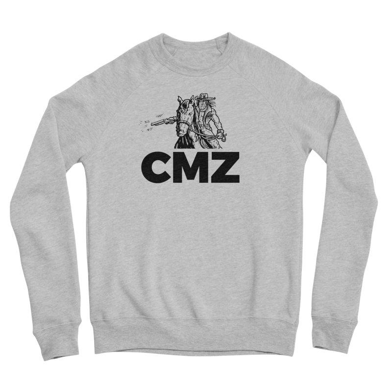 CMZ Men's Sponge Fleece Sweatshirt by Chimpman-Z Shop