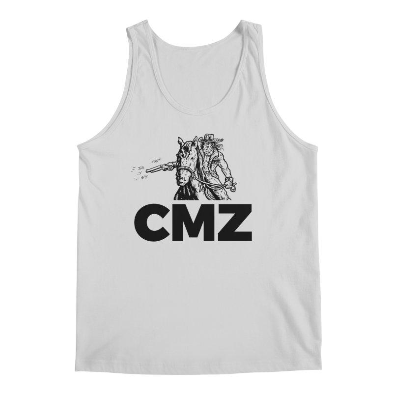 CMZ Men's Regular Tank by Chimpman-Z Shop