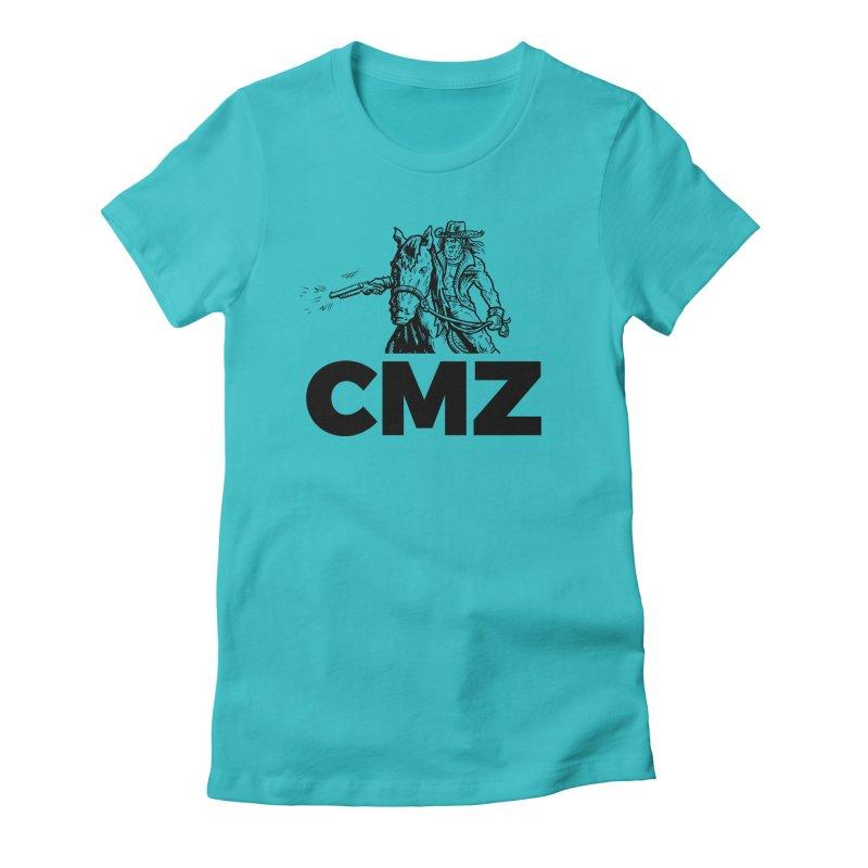 CMZ Women's T-Shirt by Chimpman-Z Shop