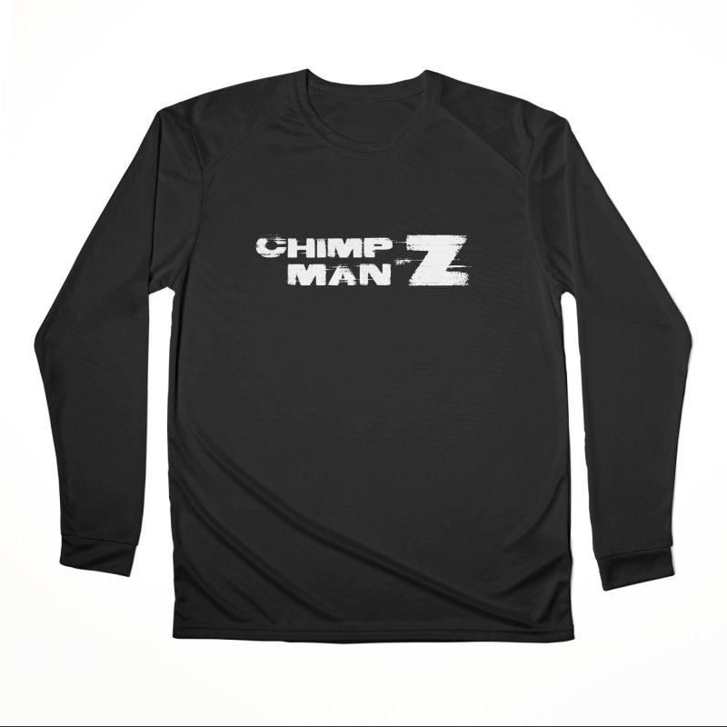 CMZ Grunge Logo Women's Performance Unisex Longsleeve T-Shirt by Chimpman-Z Shop