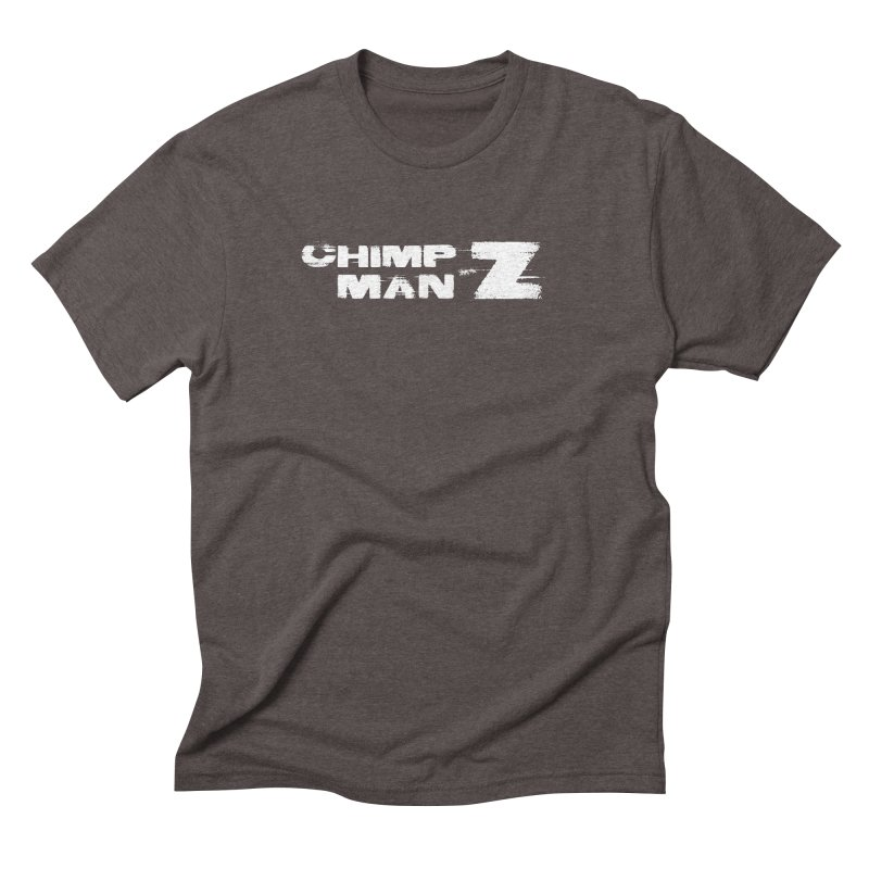 CMZ Grunge Logo Men's Triblend T-Shirt by Chimpman-Z Shop