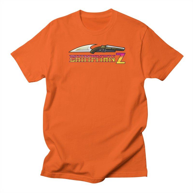 Powder & Steel Men's Regular T-Shirt by Chimpman-Z Shop