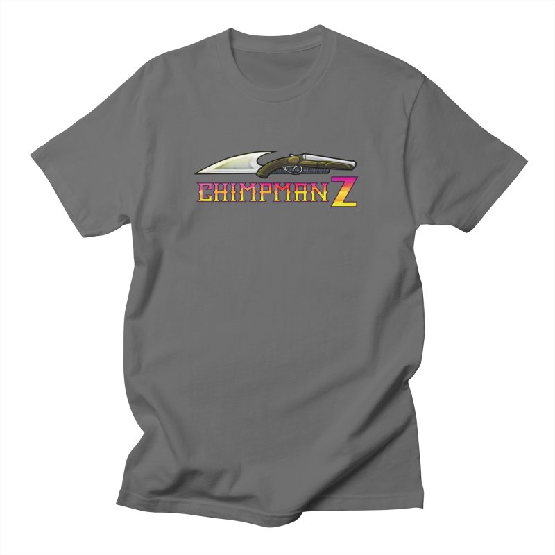 Powder & Steel Men's T-Shirt by Chimpman-Z Shop