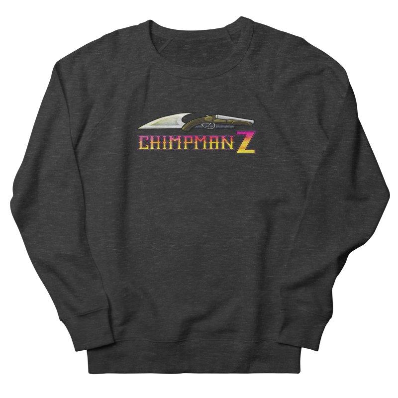 Powder & Steel Men's French Terry Sweatshirt by Chimpman-Z Shop