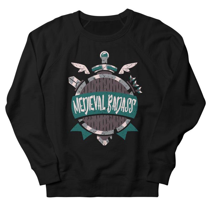 Medieval Badass Women's Sweatshirt by Chimp Sticks
