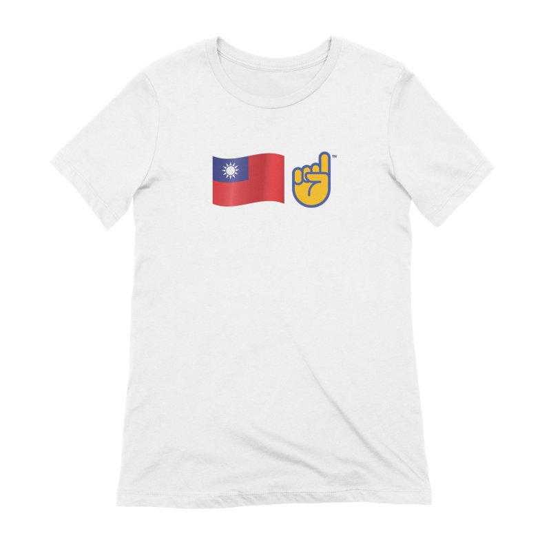 Taiwan #1 Women's Extra Soft T-Shirt by China Sucks™