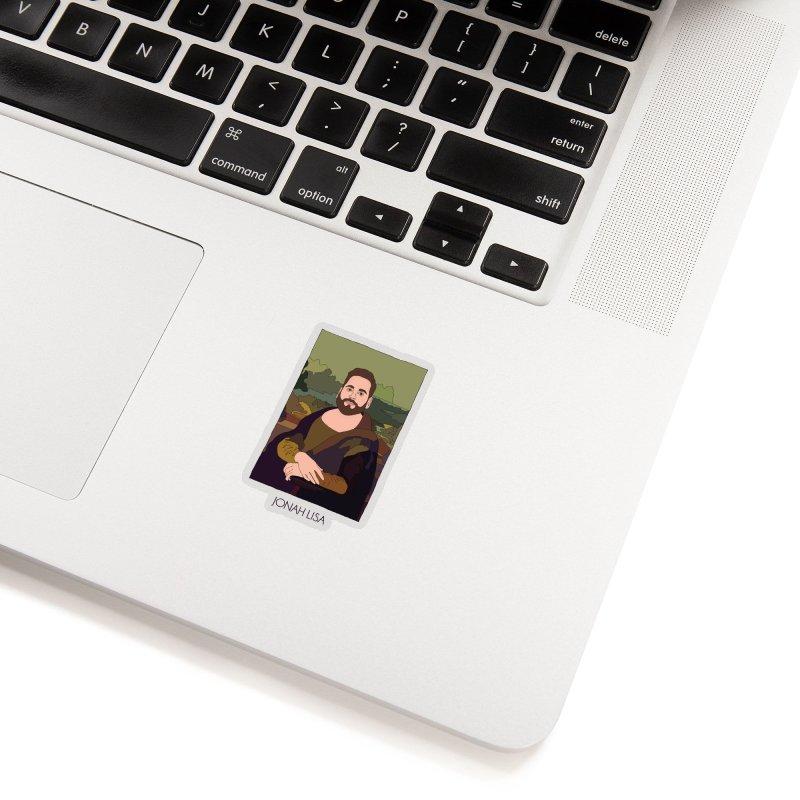 Jonah Lisa Accessories Sticker by Chloe Langer