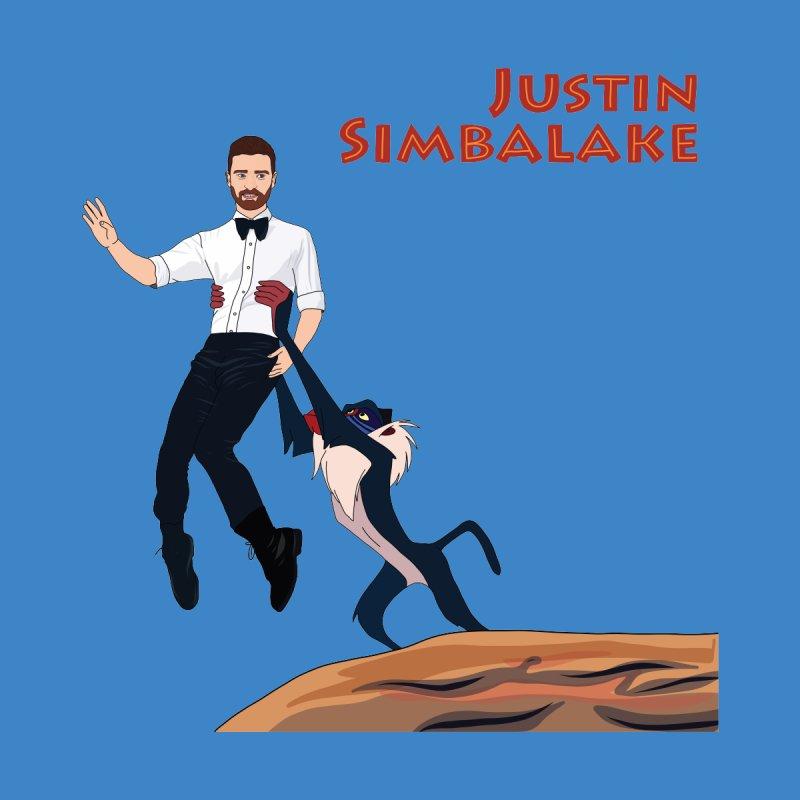 Justin Simbalake Men's T-Shirt by Chloe Langer