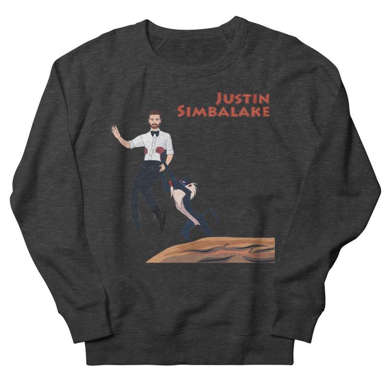 Justin Simbalake Men's French Terry Sweatshirt by Chloe Langer