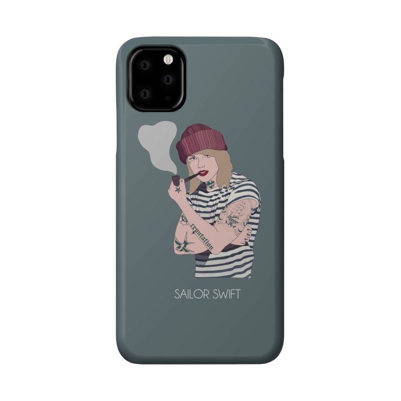 Sailor Swift Accessories Phone Case by Chloe Langer