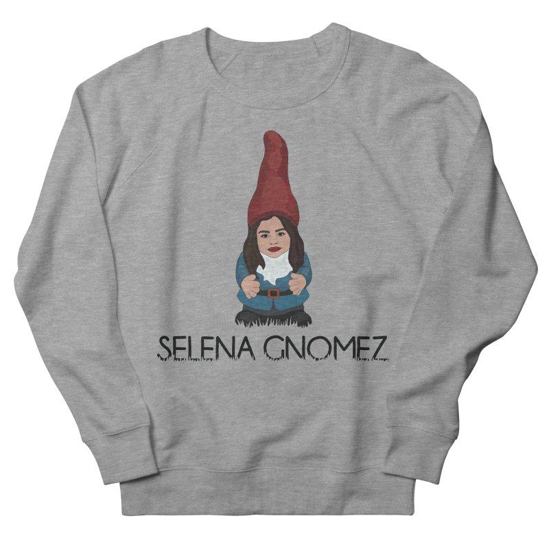 Selena Gnomez Women's French Terry Sweatshirt by Chloe Langer